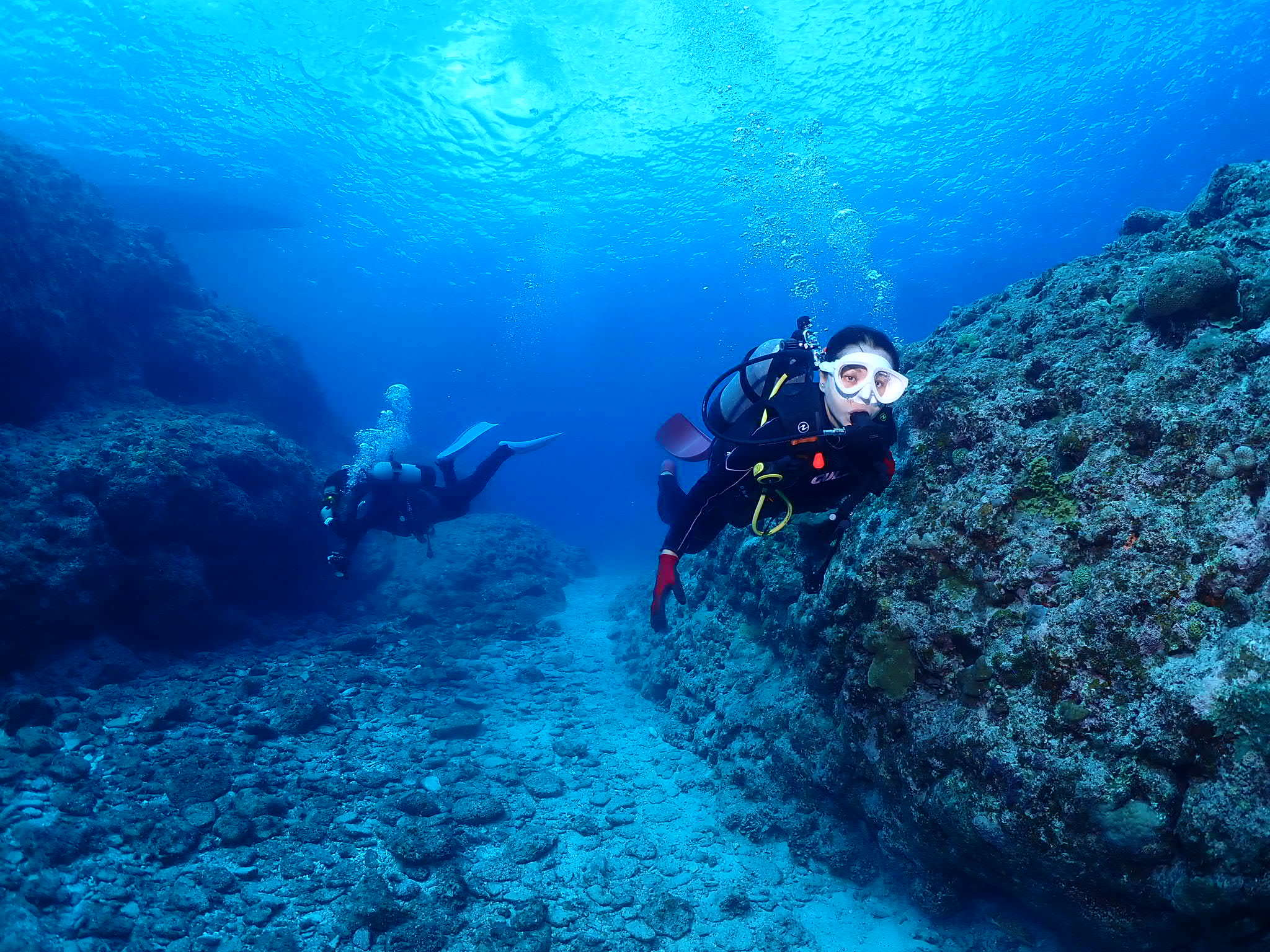 Scubadiving at over 60 yrears old